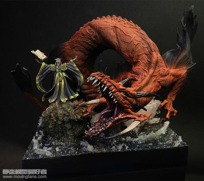 龙与魔法师_the dragon and the water--恶龙与魔法师场景