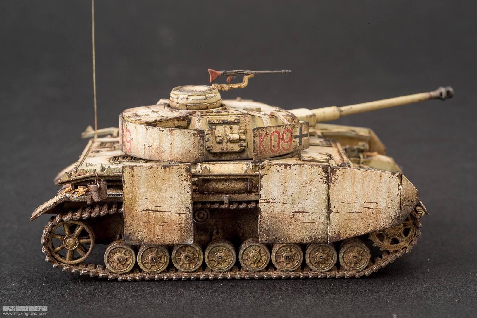 德国4号坦克_德国四号坦克H型1/72(利华)_静态模型爱好者--致力于打造最全的 ...