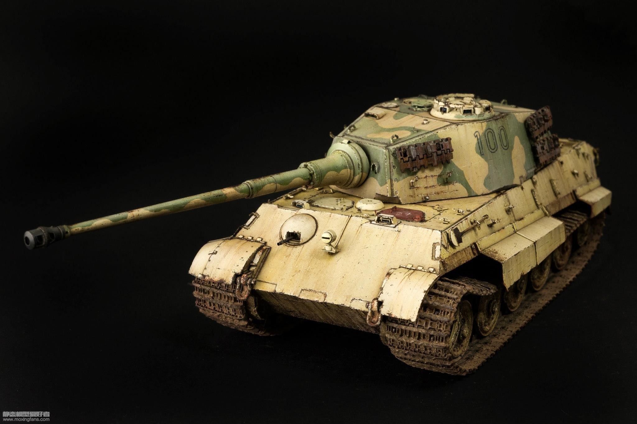 虎王重型坦克 涂装_虎王坦克_坦克壁纸_谢尔曼坦克-久久图片视频