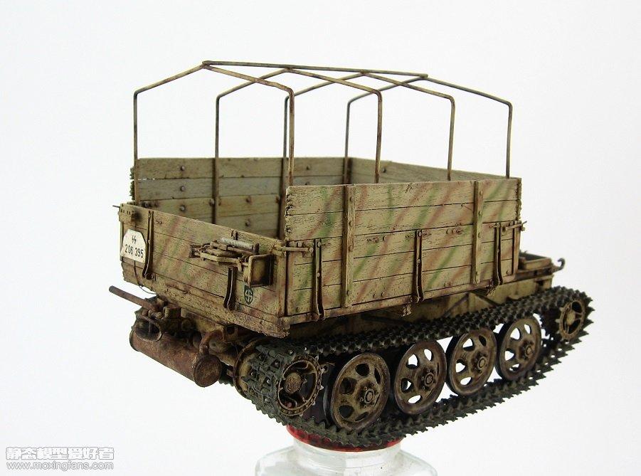 rso履带牵引车(意大利)(3)图片